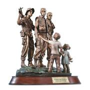 Franklin Mint Figurines