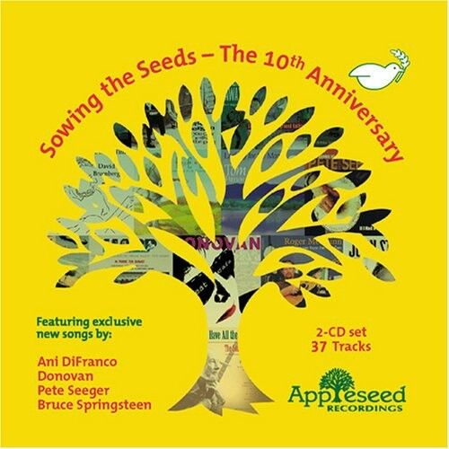 Various Artists - Sowing the Seeds: 10th Anniversary / Various [New CD]