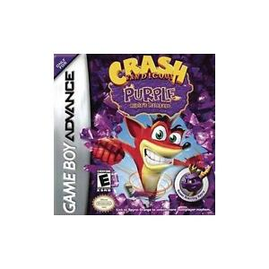 Game Boy Advance Crash Bandicoot Purple: Ripto's Rampage Video Game