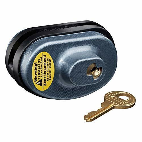 Master Lock 90DSPT Keyed Gun Trigger Lock, 1 Pack