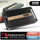 Nakamichi Car Amplifiers 4.0 Channel