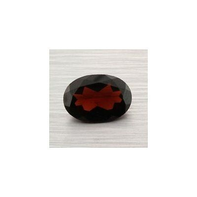 Red Garnet 14x10mm Oval 5.74ct (One of A Kind Stone)