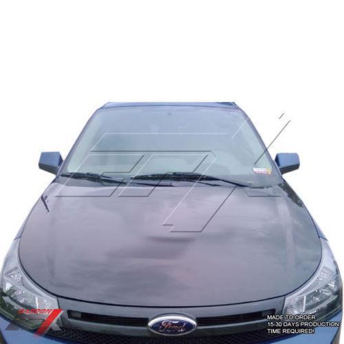 Ford Focus Carbon Fiber Hood | eBay