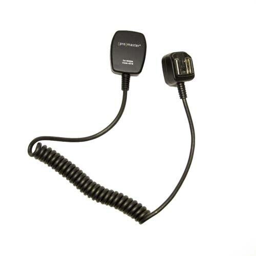 Promaster Deluxe TTL Off-Camera Remote Cord for Nikon #4218