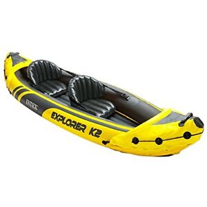 Inflatable Kayak and Accessories