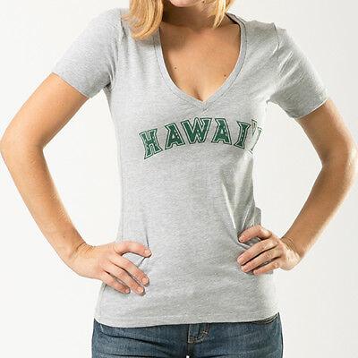 University Of Hawaii Ncaa Game Day W Republic Womens Tee T Shirt