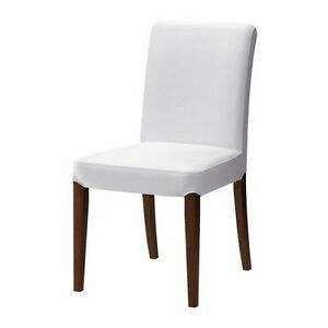 Chaise ikea blanches salle manger cuisine dans for Chaise de salle a manger hemisphere sud