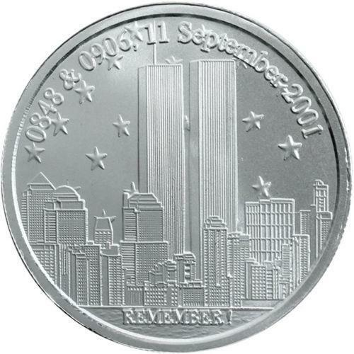 Twin Towers Silver Ebay