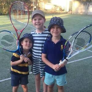 Private and Group Tennis Training Taringa Brisbane South West Preview