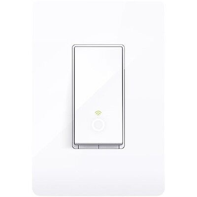 TP-LINK - Wireless Smart Light Switch - White