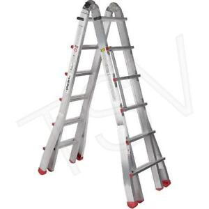 Jaws featherlite ladder