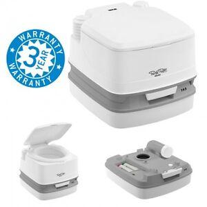Bagno chimico thetford qube 145 toilette portatile per camper roulotte campeggio ebay - Bagno portatile ...
