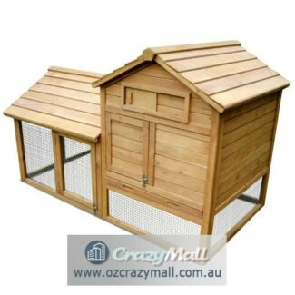 Double Storey Rabbit Hutch/Chicken Coop