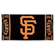 San Francisco Giants Towel