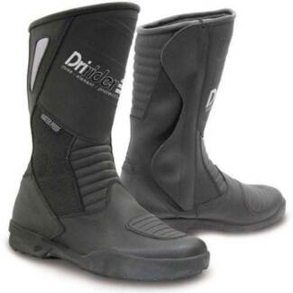 Dryrider Motorcycle Boots Size 40/6 Payneham Norwood Area Preview
