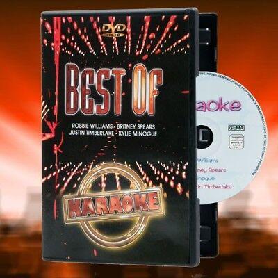 Party Karaoke Best of ohne Orginal Songs Musik Audio DVD Veranstaltung Event