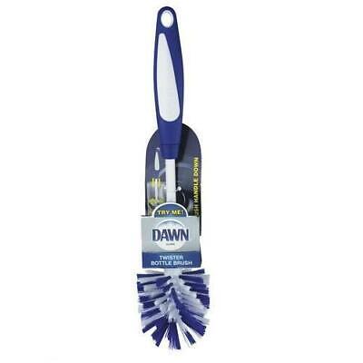 Dawn Twister Bottle Brush Clean Baby Bottles Glasses & Jars Quick & Easy