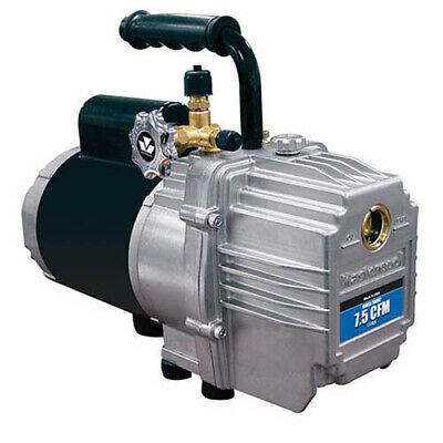 Mastercool 90067 7.5 Cfm115v2 Stage Vacuum Pump