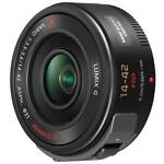 Panasonic Lumix G Vario G X VARIO H-PS14042 14-42 mm F/3.5-5.6 Aspherical Power O.I.S. IS Lens (Blac