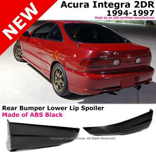 94 Integra Rear Bumper