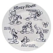 Mickey Mouse Dinner Plates