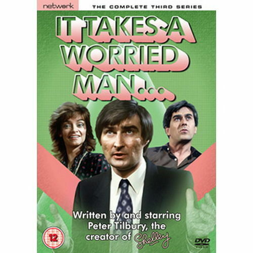 IT TAKES A WORRIED MAN the complete third series 3. New sealed DVD.