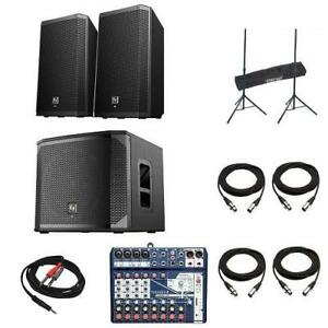 LOUD PACKAGE - EPIC BUNDLE!!! ALL IN ONE AT AN AMAZING PRICE - $1,914.99