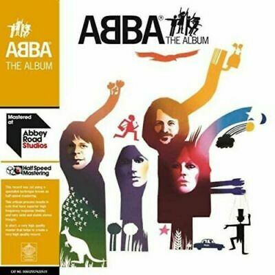 ABBA ‎– The Album 45 RPM 2LP Vinyl NEW!