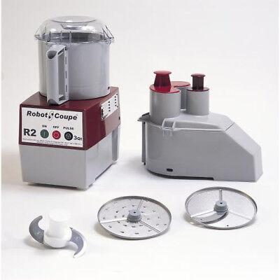 Robot Coupe R2n Combination Vegetable Prep. Vertical Cutter-mixer