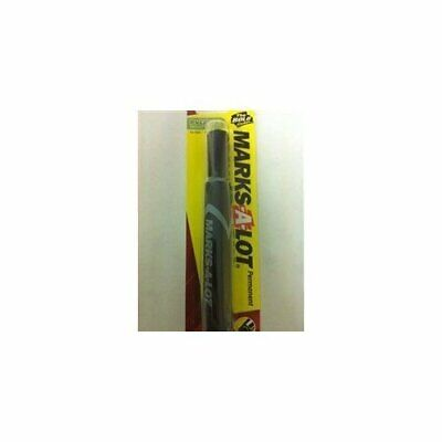 Marks-a-lot Chisel Point Permanent Ink Marker