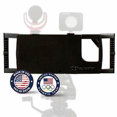 Filmmaking Custodia Smartphone Video Rig Kit per Iphone Apple, Android, Samsung