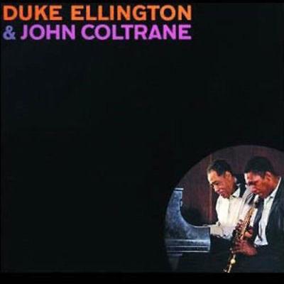 Duke Ellington & John Coltrane - Ellington & Coltrane [New Vinyl LP] Bonus Track