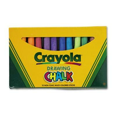 Crayola Colored Drawing Chalk - 3.18