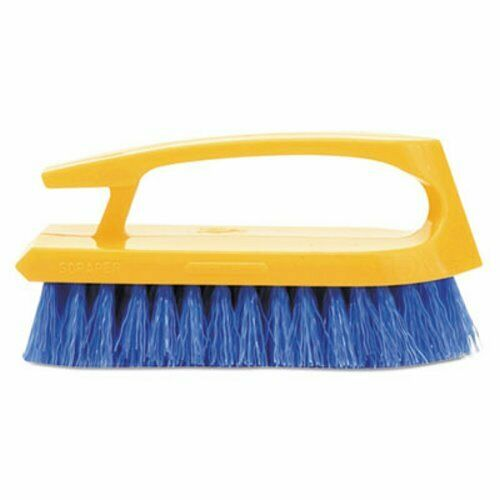 Rubbermaid 6482 Iron Handle Polypropylene Scrub Brush (RCP 6482 COB)