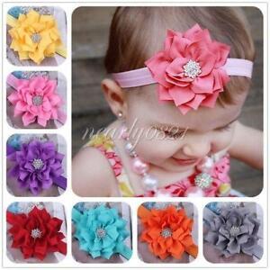 Baby Headbands - Flower 05d4319a253