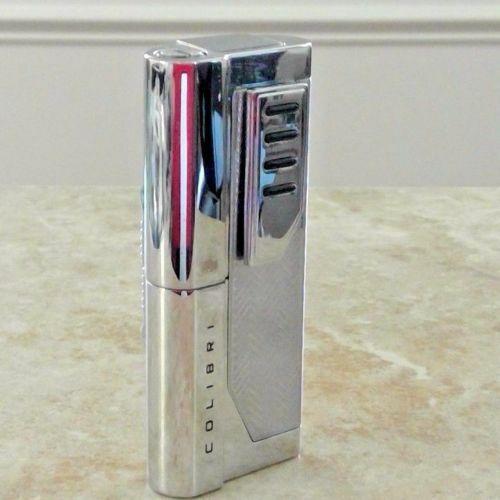 Colibri Oscar cigar JET Lighter & PUNCHES QTR951100 HERRINGB