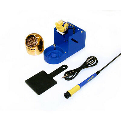 Hakko Fm2030-02 Esd-safe Heavy Duty Soldering Iron Kit With Holder
