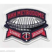 Minnesota Twins Patch