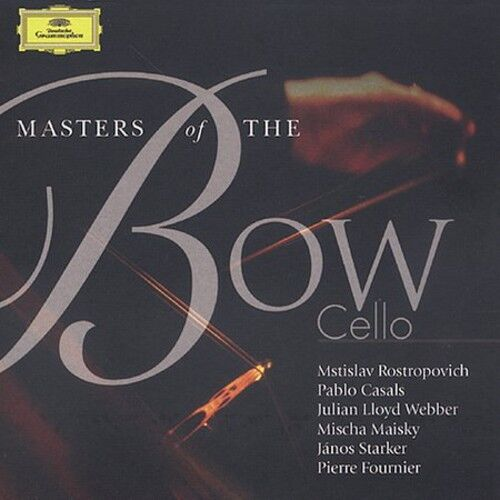 Various Artists - Masters of the Bow: Cello / Various [New CD]