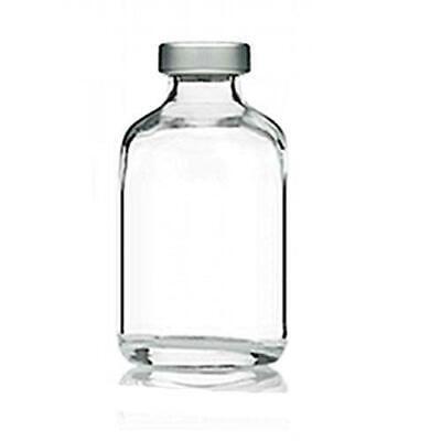 30ml Sterile Serum Vial Clear 5 Pack