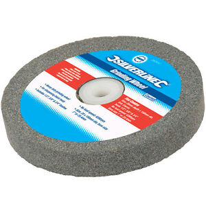 Brand New 6inch 150mm Heavy Duty Replacement Coarse Bench Grinding Wheel Disc