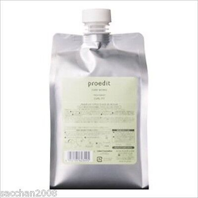 LebeL Proedit Hair Treatment Curl Fit Refill 1000ml from Japan Free Shipping