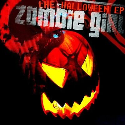 Zombie Girl - Halloween [New CD]](Zombie Girl Halloween 09)