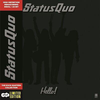 Status Quo - Hello [New CD] Bonus Track, Ltd Ed, Mini LP Sleeve, Rmst, - Tracking Status