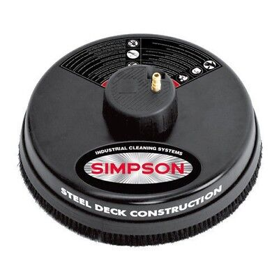 Simpson 80166 15 3600 Psi Surface Cleaner With Quick Connect Plug