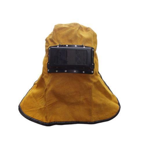 Leather Welding Helmet Ebay