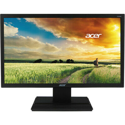 "Acer V226HQL Bbd 21.5"" LCD Monitor - 16:9 - 5ms - 60Hz - UM.WV6AA.B01"