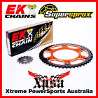 EK Chain Sprockets Motorcycle Parts
