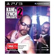 Kane & Lynch 2 PS3