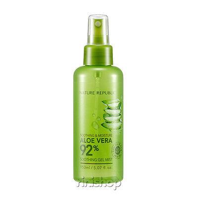 [NATURE REPUBLIC] Soothing&Moisture Aloe Vera92% SoothingGel Mist 150ml Rinishop